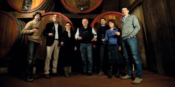 Tpmmasi family, photo taken from www.tommasi.it