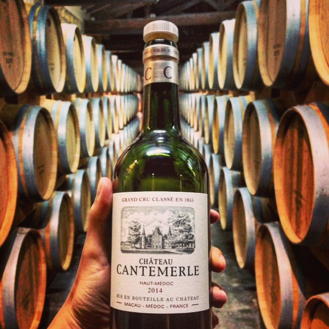 Cantemerle label 2014