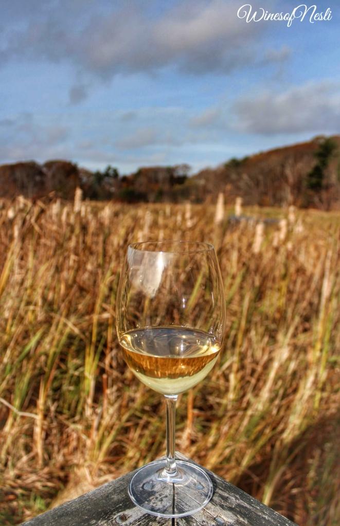 Sherry in glass