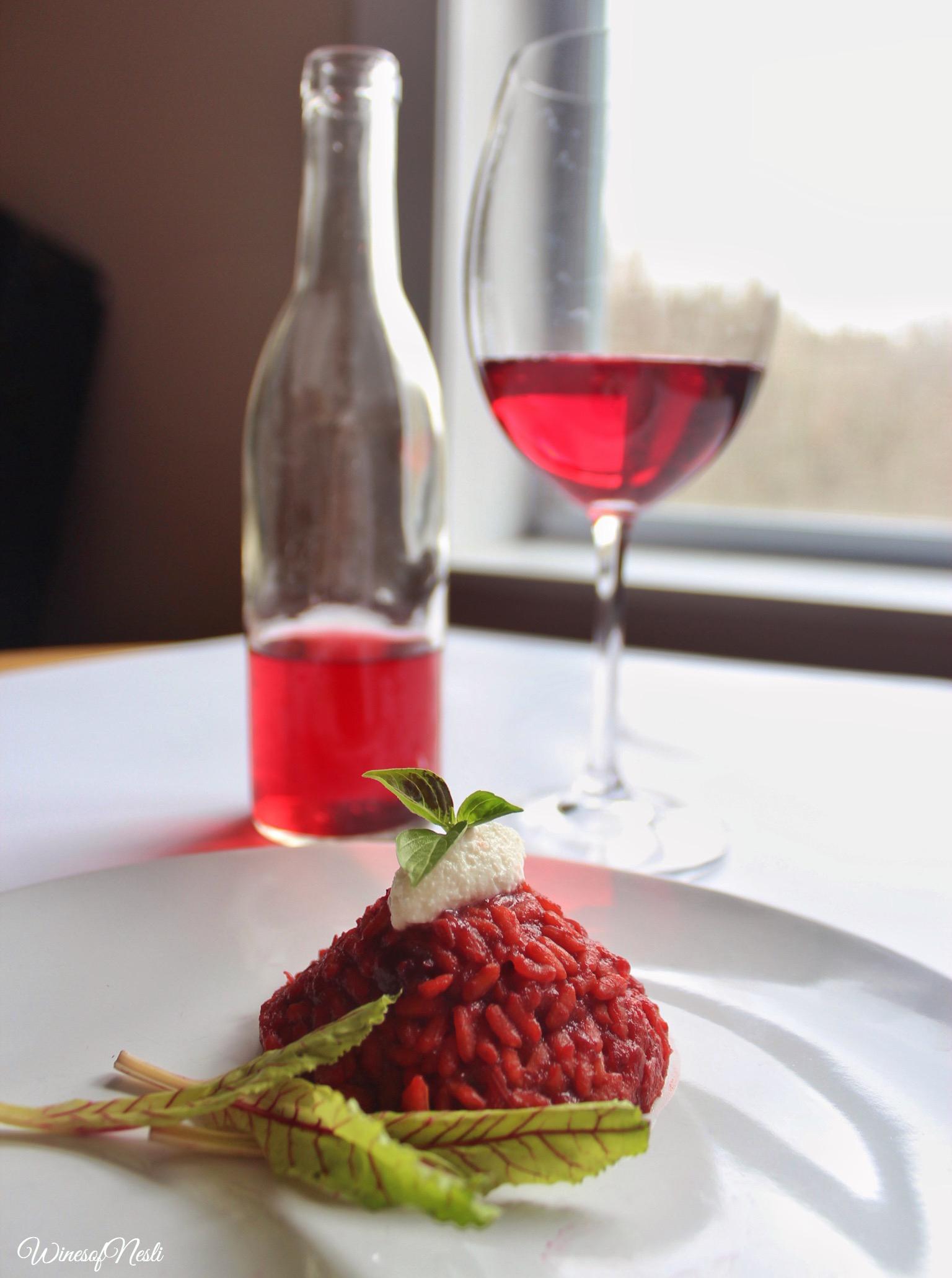 Pinot Meunier food pairing